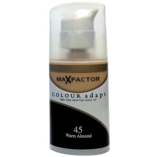 Тональный крем Colour Adapt № 45 Теплый миндаль Max Factor