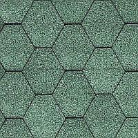 Битумная черепица Katepal Classic KL зеленый