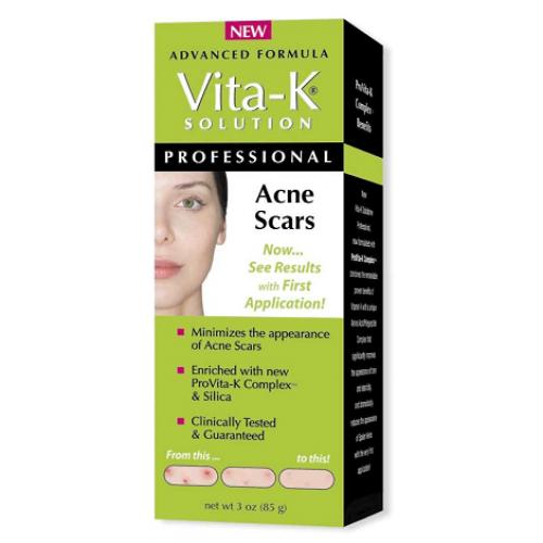 Крем от шрамов после акне 85 г Vita-K Freeman