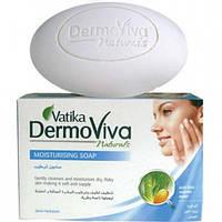 Мыло увлажняющее Vatiкa DermoViva Naturals Moisturising, 75 г