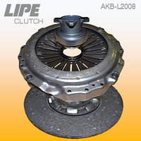 Сцепление DAF/ ДАФ (3400122101/ / 1625968/  1628626/ 643308800/ 805164) (LIPE CLUTCH)