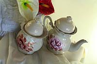 Чайная пара Роза