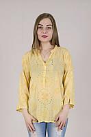 Женская хлопковая рубашка