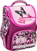 Рюкзак школьный каркасный 501 Animal Planet‑1 Kite