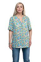 Женская блузка большого размера 1610012/3
