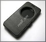 Чорний чохол-книжка Silk MC Flip View для Asus Zenfone MAX ZC550KL Z010D Z010DA, фото 2