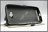 Чорний чохол-книжка Silk MC Flip View для Asus Zenfone MAX ZC550KL Z010D Z010DA, фото 3