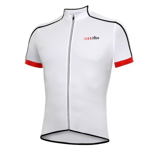 Веломайка ZeroRH+ Prime Jersey RED-white, XL XXL XXXL (MD)