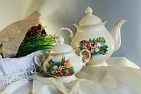 Набор чайный Орхидея