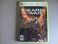 Игра xbox 360 Gears Of War регион NTSC