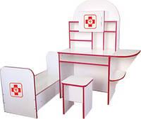 Детский игровой медицинский уголок Айболит