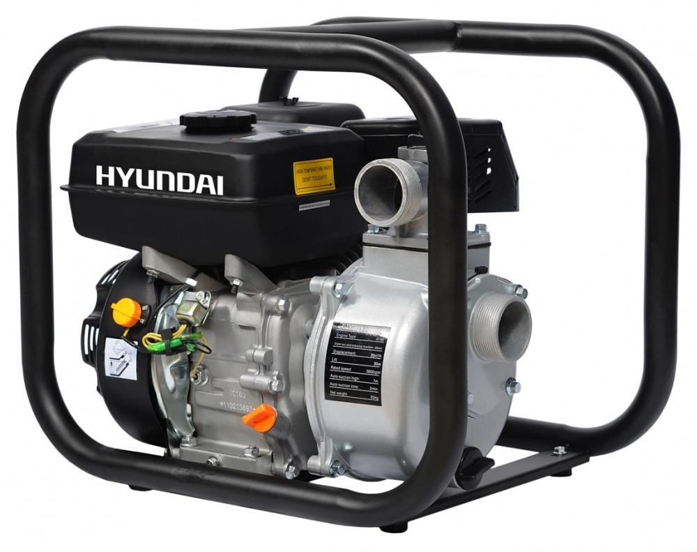 Мотопомпа Hyundai HY-50 (5.5 л.с.)