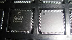 Микросхема SAA7115HL