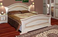 Кровать двуспальная Николь 1.8 ММ  /  Ліжко двоспальне Ніколь 1.8 ММ
