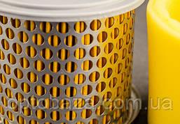 Воздушный фильтр ( Жёлтый) для мотоблока бензинового 9 л.с., фото 2