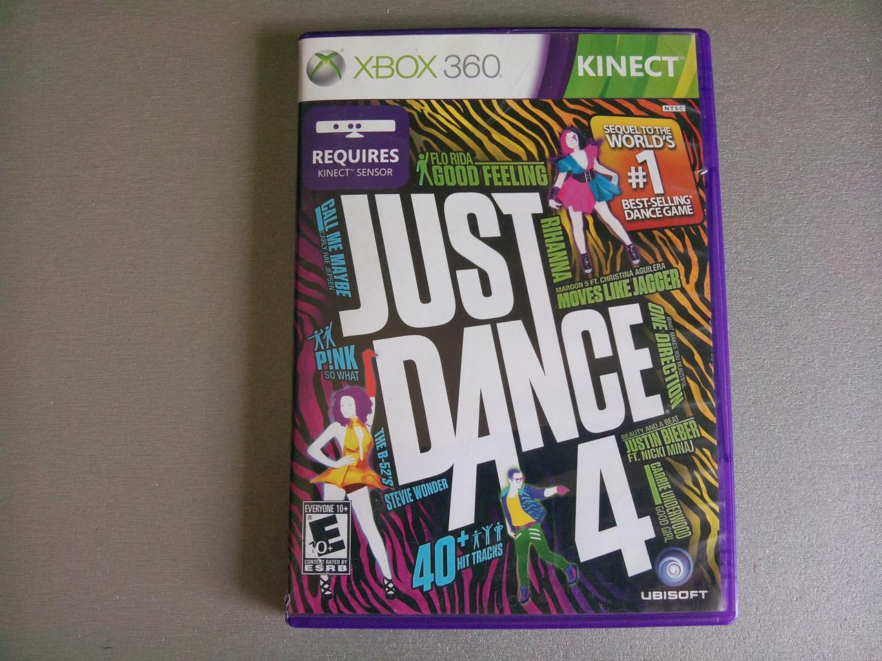 Игра xbox 360 Kinect Just Dance 4  регион NTSC - USmag в Черновцах