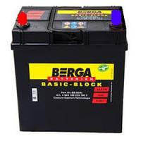 Аккумулятор Berga Basic Block 35A/h 300A L+, ASIA (535119030)