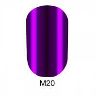 Гель-лак Naomi 6мл Metallic collection M20