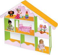 """Домик для кукол """"Барби"""" игровой для детей"""