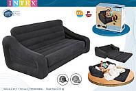 Надувной диван-трансформер 5-в-1 (193x231x71см) intex 68566
