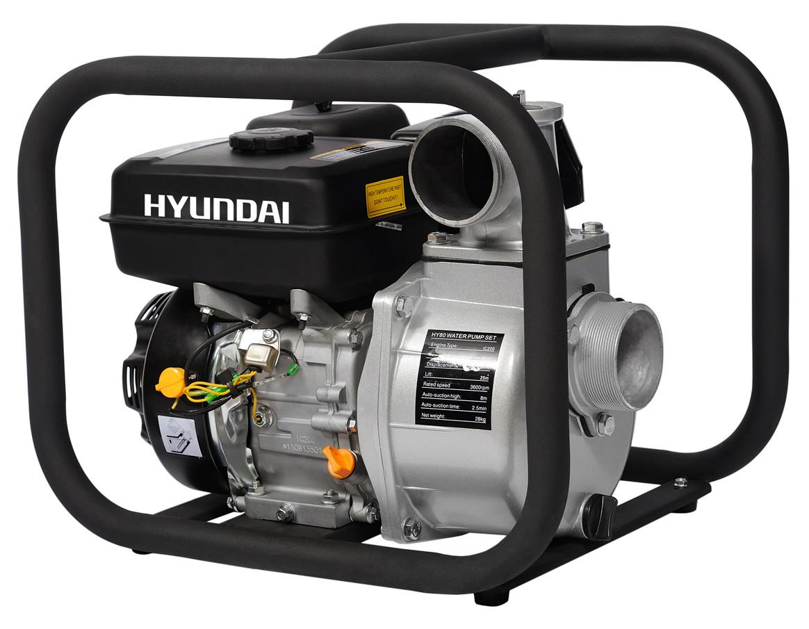 Мотопомпа Hyundai HY-80 (7 л.с.)