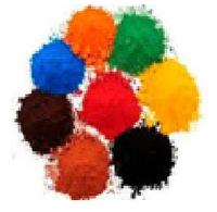 Пигмент железоокисный темно красный, фото 1