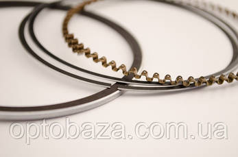 Кольца поршневые 77,25 мм для мотопомп (9,0 л.с.), фото 2