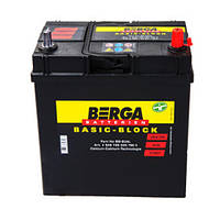 Аккумулятор Berga Basic Block 45A/h 330A L+, ASIA (545157033)