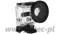 Адаптер фильтровой для GoPro HERO 3 + фильтр UV 58mm (GP150+УФ) Massa/Selco