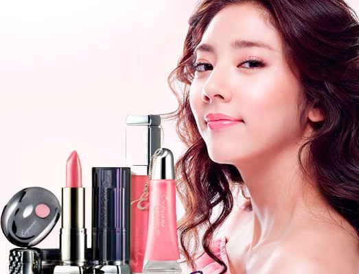 Декоративная косметика из Кореи