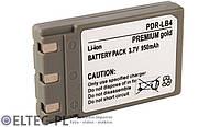 Батарея DR-LB4 950mAh (Konica) Premium Gold