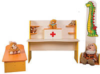 Комплект игровой мебели Айболит