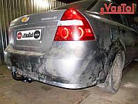 Фаркоп Chevrolet Aveo T250 (sedan) с 2005-2012 г.
