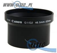 Бленда для CANON G1 G2 52мм (черная) Selco