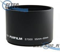 Бленда для FUJI S7000, 4900, 69000 52мм (черная) Selco