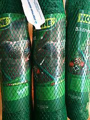 """Защитная сетка от птиц Венгрия """"Intermas"""" зеленая 4*10м"""