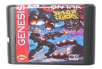Картридж для Sega Contra Hard Сorps