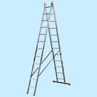 Универсальная лестница KRAUSE Dubilo 2x9 (4.35 м)