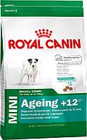 Корм для пожилых мини-собак Royal Canin Mini Mature +12