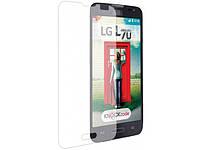 Защитное каленное стекло LG D320 L70