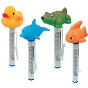 Термометр для бассейнов 58110, с фигурками