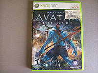 Игра xbox 360 James Cameron's Avatar The Game регион NTSC