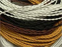 Ретро кабель 3х2,5, фото 1