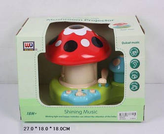 Музыкальная игрушка Светлячок Mommy Love (WD3616)