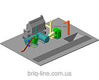 Перевод сушильных комплексов зерна с газа на твердое топливо