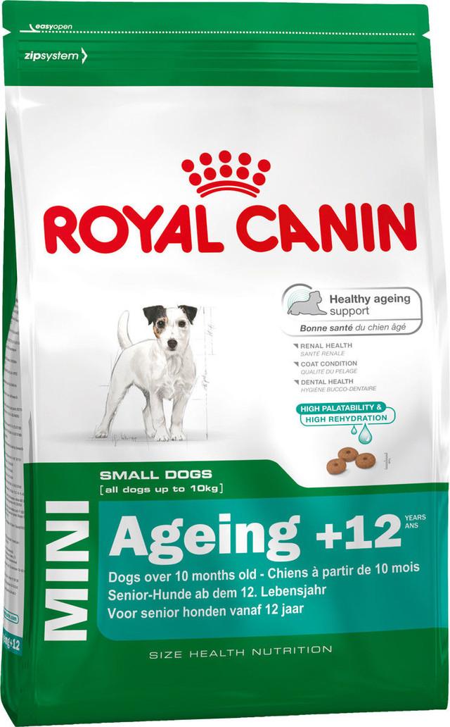 Корм для пожилых мини-собак Royal Canin Mini Mature