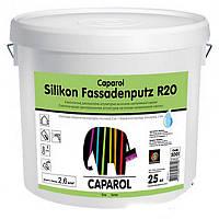 Декоративная штукатурка Silikon-Fassadenputz R20 Transparent (прозрачный) 25кг, фото 1