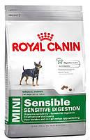 Корм для мини-собак с чувствительным пищеварением Royal Canin Mini Digestive Care