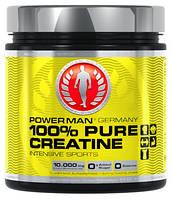 Креатин PowerMan 100% Pure Creatine 500 грамм