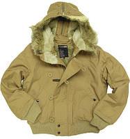 Жіноча куртка парка Alpha Industries N-2B Cotton (Sand)